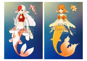 Adoptables # 1 [1/2 SOLD] [OPEN] by KEYadoptables
