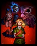 TLoZ Ocarina of Time - Courage by Rebe-chan-vk