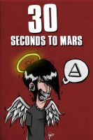 30SecondsToMars by JordiHP