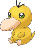 Psyduck by SALBP