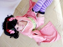 Princess Momohime by Zettai-Cosplay