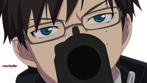 Yukio Okumura - colored version by Urube
