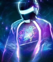 Daft PUNK by suig1695