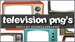 Television png's by efamous