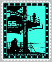 Stamp - Etat Securitaire by art176