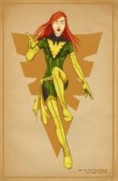 MUA2 - Jean Grey by Tattletale616