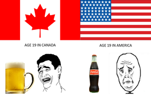 Why Canada is better than America by onyxcarmine