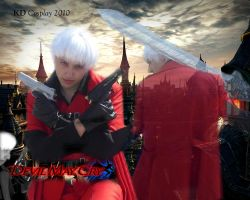Dante Devil May Cry by KarlDArt