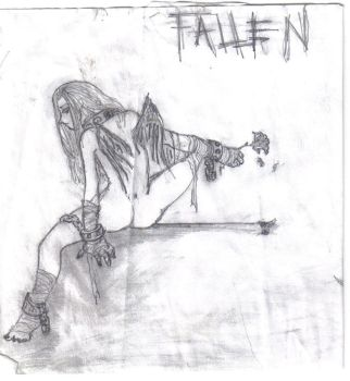 Fallen by Saeter