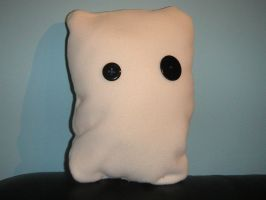 Marshmallow Plushie by cyber09