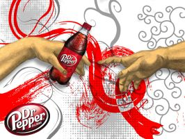AND LET THERE BE DR. PEPPER by SCT-GRAPHICS