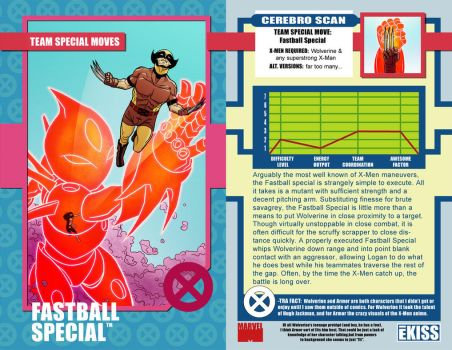 X-Card: Fastball Special by JakeEkiss
