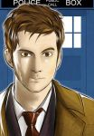 The Tenth - DOCTOR WHO by Feutre34