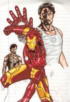 IRONMAN by CHUBETO