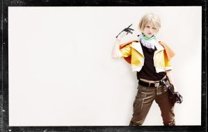 Hope Estheim - Final Fantasy XIII-2 by fiathriel
