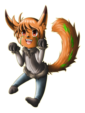 Chibi Riley by Popokino