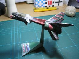 Epee Light Fighter 3 by gomidefilho