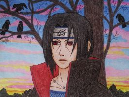 Itachi by winry7405