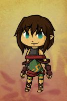 OC: Avery by Linkerbell