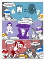 TMNT fan comic: Walks like an Angel part 14 by ActionKiddy