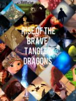rise of the brave tangled dragons(1) by lilyluna2011