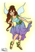 Disney Fairies - Kyra by Keah
