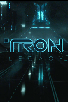 Tron Legacy iPhone bg1 by gameover89