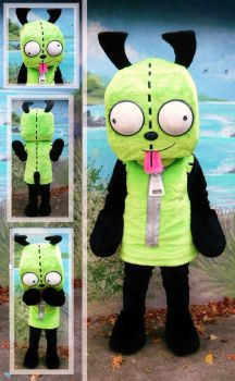 Gir cosplay by LilleahWest