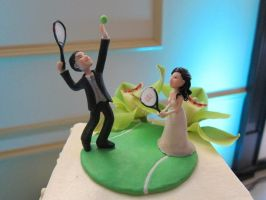 Cake Topper by dollover