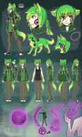Fell Reference Sheet by Vashle
