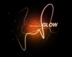 Glow Wallpaper No. 1 by pointman1968