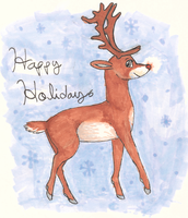 Christmas Card 2013 by Shimmeri