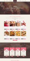 Lollipop  Awesome Sweets and Cakes Template by begha