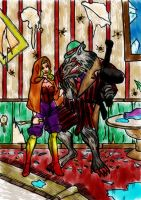 beauty and the beast gangster by rockscorp