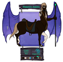 Naamin Aspen Application by Wolfchick36