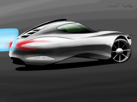 Citroen aero by dyrborgdesign