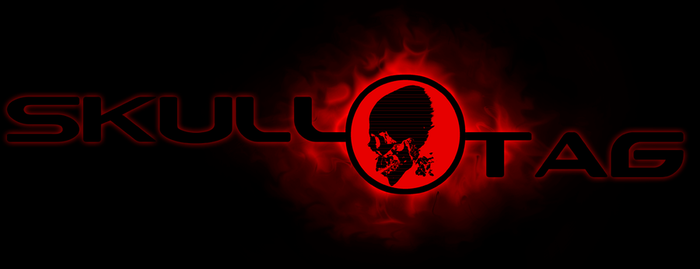 Skulltag Banner -- Red Recolor by Cyberpony96
