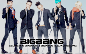 BIGBANG - WALLPAPER 2 by Ekumimi