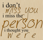 Missing You by Antiquah