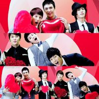 B2ST showing the love by yulitza25