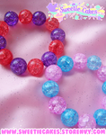 Rock Candy Bracelets by SweetiexCakes