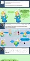 Ask Fionna (Tumblr Dump) by Digital-ARTISTRY