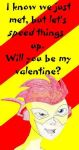 Valentine- Flash by BPFlame by Light-Speed