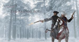 The Kenway boys by shatinn