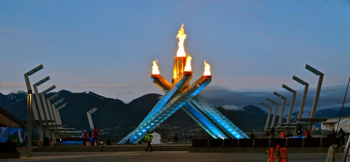 2010 Olympic Flame by LilliaLily