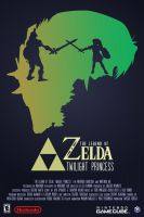 The Legend of Zelda: Twilight Princess by Knightmare-san