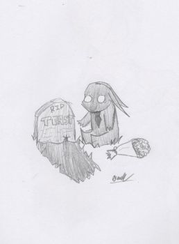 Larry and the Death Of Toast by DN-yaoi-plz