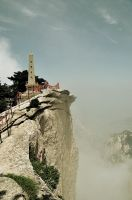 Mount Hua, East Peak by LuKaG2906