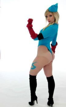 Cammy is the Victor by CosplayButterfly