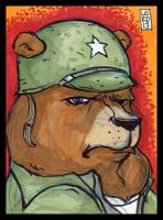 Sketch Card-A-Day 2013: 018 by lordmesa